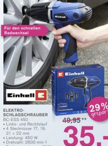 Einhell BC-ESS 450 Elektro-Schlagschrauber