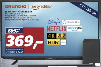 Grundig 55 VLX 700 Fire TV Edition Fernseher