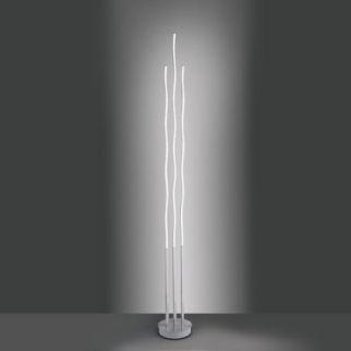 Leuchten Direkt LOLASmart-Wave LED-Stehleuchte
