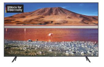 Bild von Samsung GU70TU7199 70-Zoll Ultra-HD Fernseher bei Real 25.1.2021 – KW 4