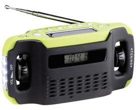 Tragbares Radio SDR-300