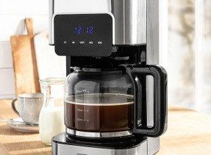 Bild von Norma: Beem Edelstahl-Kaffeemaschine im Angebot 7.12.2020 – KW 50