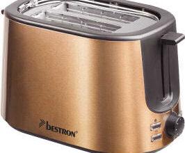 Bild von Bestron Toaster und Wasserkocher im Angebot bei Kaufland 3.12.2020 – KW 49