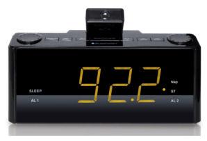 Blaupunkt CLR-P 1800 BK Projektionsuhrenradio