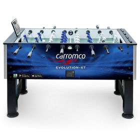 Carromco Evolution-XT Kickertisch