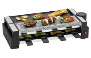 Clatronic RG 3678 Raclette-Grill