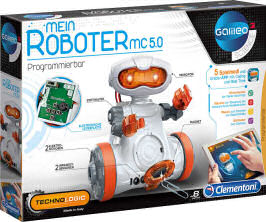 Clementoni Mein Roboter MC 5.0