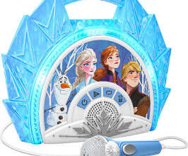Bild von Kinder Karaoke-Box und Karaoke-Boombox im Angebot bei Kaufland 3.12.2020 – KW 49