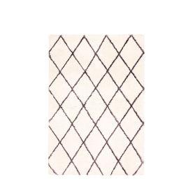 Hochflorteppich mit Berber-Muster