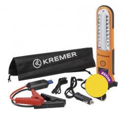 Kremer-KFZ-Starthilfe-Powerbank