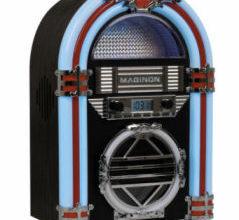 Bild von Maginon CBJ-10CD Mini-Jukebox im Angebot bei Aldi Nord 10.12.2020 – KW 50