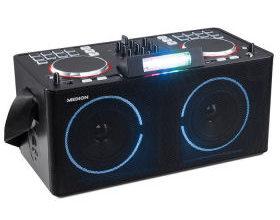 Bild von Medion Life X61420 MD 44420 Partylautsprecher mit DJ-Controller im Angebot bei Aldi Nord 30.11.2020 – KW 49
