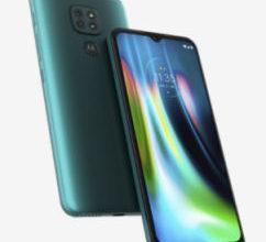 Bild von Motorola Moto G9 Play Smartphone bei Real 30.11.2020 – KW 49