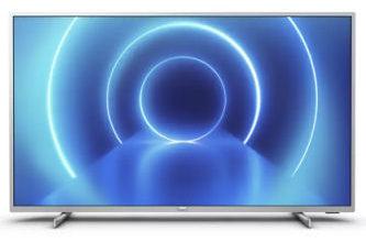 Bild von Philips 58PUS7555/12 58-Zoll Ultra-HD Fernseher bei Real 30.11.2020 – KW 49