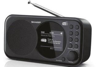 Bild von Sharp DR-P320 DAB+ Radio bei Real 30.11.2020 – KW 49