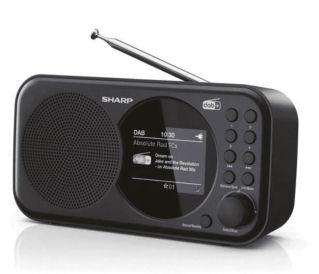 Sharp DR-P320 DAB+ Radio
