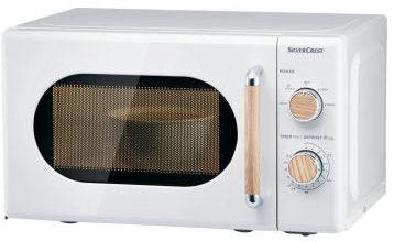 Silvercrest Mikrowelle 700 Watt