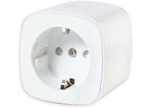 Bild von Silvercrest Zigbee Smart Home Steckdose Zwischenstecker im Angebot bei Lidl 25.1.2021 – KW 4