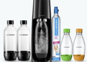 Bild von Penny: Sodastream Easy Pack Wassersprudler-Set im Angebot 3.12.2020 – KW 49