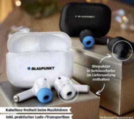 Blaupunkt TWS 20 True Wireless In-Ear-Kopfhörer