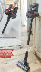 Easy Home Hand-Stielstaubsauger