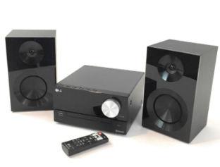 LG XBoom CM2460DAB Micro-HiFi-Anlage
