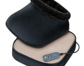 Bild von Quigg Shiatsu Fußmassagegerät im Angebot bei Aldi Nord 21.1.2021 – KW 3