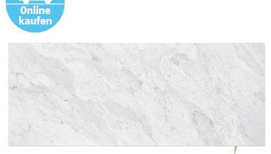 Bild von Marmony Infrarotheizung Carrara-Marmor im Angebot bei Aldi Süd 18.1.2021 – KW 3