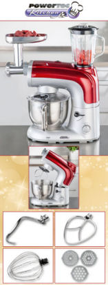 Powertec Kitchen Küchenmaschine 2021