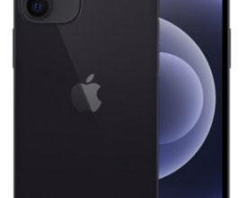 Bild von Apple iPhone 12 mini Smartphone 64GB bei Real 25.1.2021 – KW 4