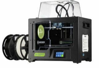 Bild von Bresser T-Rex 3D WLAN-Drucker im Angebot bei Aldi Nord 14.1.2021 – KW 2