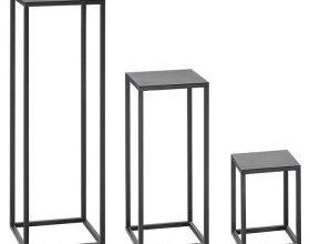 Bild von Living Style / Home Creation Metallpodest-Set im Angebot bei Aldi 18.1.2021 – KW 3