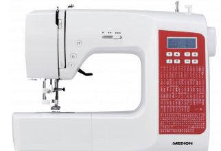 Bild von Penny: Medion Digitale Nähmaschine im Angebot 21.1.2021 – KW 3