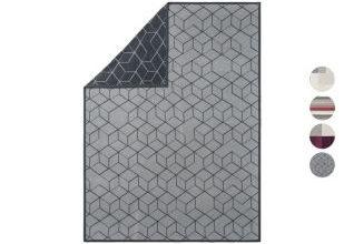 Bild von Meradiso Wohndecke 150 x 200 cm im Angebot bei Lidl 11.1.2021 – KW 2