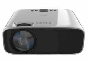 Bild von Philips NeoPix Ultra 2 Full-HD Beamer im Angebot bei Aldi Nord 11.1.2021 – KW 2