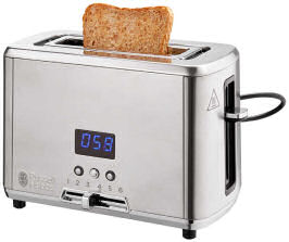 Russell Hobbs 24200-56 Compact Home Mini-Toaster