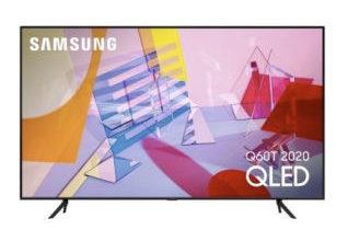 Bild von Samsung 58Q60T 58-Zoll QLED-Smart-TV-Fernseher im Angebot bei Hofer 20.1.2021 – KW 4