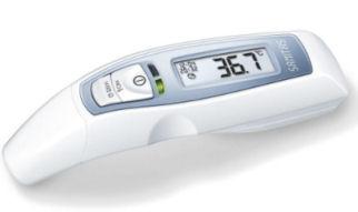 Bild von Real 8.3.2021: Sanitas SFT 65 Thermometer im Angebot