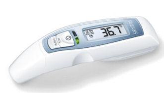 Bild von Penny: Sanitas SFT6 Multifunktionsthermometer im Angebot 28.1.2021 – KW 4