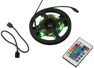 Switch On MK-A05-RGB-24 USB LED-Stripe