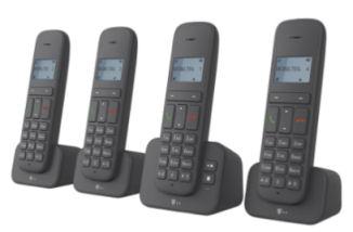 Bild von Telekom Sinus Quattro DECT Telefon im Angebot bei Aldi Nord 28.1.2021 – KW 4