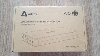 Aukey Powerbank Foto 3