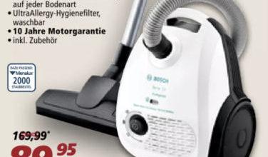 Bosch BGL2HYG3L Pro Hygienic Bodenstaubsauger