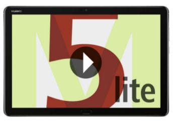 Huawei MediaPad M5 Lite Tablet-PC
