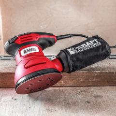 Kraft Werkzeuge Exzenterschleifer