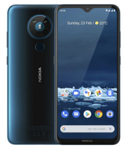 Nokia 5.4 Smartphone