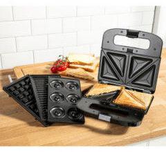 Bild von Norma: Cook O'Fino 4-in-1 Snack Maker im Angebot 8.3.2021 – KW 10