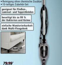 Fakir Maxi Clean Dampfreiniger