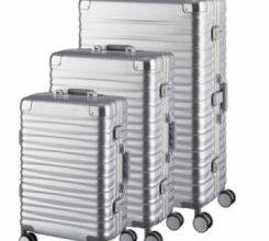 Bild von Aldi Nord: Koffer-Set 3-teilig als Lieferangebot 8.3.2021 – KW 10