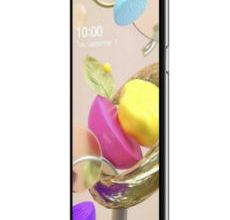 Bild von Real 8.3.2021: LG K42 LM-K420EMW Smartphone im Angebot